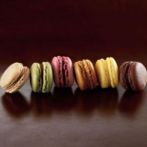 mini-macarons