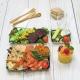 plateau-repas-sans-gluten-pavé-de-saumon