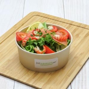 salade-saumon-ecrevisses