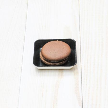 macaron-chocolat